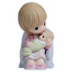Tender Is A Mother's Love - Mother's Day - Figurines - Precious Moments