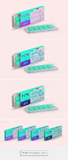 Packaging Design for Mints design by Supernova Design