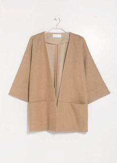 PREMIUM - Kimono mit Struktur                                                                                                                                                      Mehr