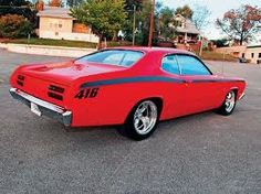 .1970 Plymouth Duster