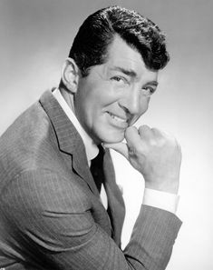 Dean Martin (born Dino Paul Crocetti; June 7, 1917 – December 25, 1995) was an Italian American singer, actor.