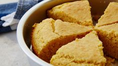 Betty Crocker Baking for Today cookbook shares a recipe! Rise to an occasion with a yeast bread that is anything but slow! Kids will love learning to make bread using this fun recipe. Easy Cornbread Recipe, Homemade Cornbread, Cornbread Recipe Betty Crocker, Sweet Cornbread, Food Words, Thanksgiving Recipes, Thanksgiving Feast, Food To Make, Brot
