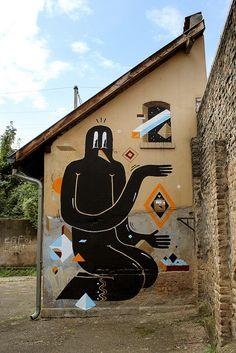 Perffusion by THTF + Nelio, taken somewhere in Strasbourg