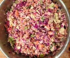 Recipe Coleslaw by daniellehcp - Recipe of category Side dishes