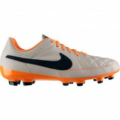 De Tiempo Genio Leather FG 630861 #voetbalschoenen junior zijn het nieuwe topmodel uit de #Nike collectie. Schoenen die zorgen voor een uitstekende controle. Niet voor niets de keuze van #Pirlo. #dws