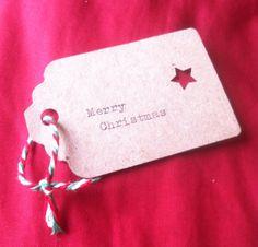 Red is for...Christmas ;) от Maja на Etsy