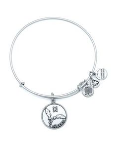 Alex and Ani Pisces Bangle