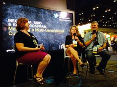 #SHRM14 Recap, TalentCulture Style  Moving Into The Warming Light