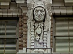 Take stairs up to rooftop patio next door and catch a glimpse of the intricate details of this renowned building. The Cobb in downtown Seattle Seattle Times, Downtown Seattle, Rooftop Patio, Emerald City, Washington State, Pacific Northwest, North West, Places To Go, Lion Sculpture