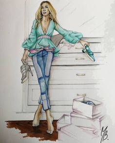 Fashion Illustration Pencil Style 35 Ideas For 2019 Fashion Illustration Collage, Dress Illustration, Fashion Illustration Dresses, Fashion Illustrations, Fashion Model Sketch, Fashion Sketches, Fashion Models, Dress Design Sketches, Fashion Design Drawings