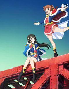 A través del canal oficial en Youtube para el proyecto Shoujo Kageki Revue Starlight, se publicó el primer tráiler para promocionar la nueva película de la franquicia. En el video se anuncia que la cinta se estrenará en 2021 y que su producción estará a cargo de los estudios Kinema Citrus. También se reveló un […] La entrada Se revela el primer tráiler para la película de «Shoujo Kageki Revue Starlight» se publicó en ANITOKIO.