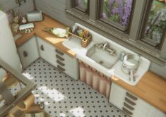 Building Games 455708056049043638 - golden hour Source by Sims 4 House Plans, Sims 4 House Building, Building Games, The Sims 4 Pack, Casas The Sims Freeplay, Sims 4 Kitchen, Muebles Sims 4 Cc, Cute Minecraft Houses, Sims 4 House Design