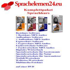 DEUTSCH lernen -SPRACHKURS-KOMPLETTPAKET als Download Sprachenlernen24 | eBay