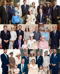 🇬🇧 Official pictures of Prince George, Princess Charlotte and Prince Louis's christening 🇩🇪 Offizielle Bilder von Prinz George, Prinzessin Charlotte und Prinz Louis Taufe Meghan Markle, Kate Middleton, English Royal Family, British Royal Families, George Of Cambridge, Duchess Of Cambridge, Prince William And Catherine, Prince Harry And Meghan, Lady Diana