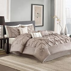 palais royale® adelaide comforter set - bed bath & beyond