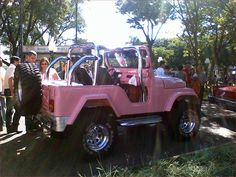 Pink Jeep Wrangler - Lovely Pink Jeep Wrangler, Pink Jeep Wrangler 2017 Car Reviews and Gallery Oto