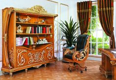 French empire furniture, French empire furniture direct from Bisini Furniture And Decoration Co. in China (Mainland) Empire Furniture, Buy Desk, Luxury Home Furniture, Furniture Direct, Writing Desk, House Rooms, Room Set, Office Desk, House Design