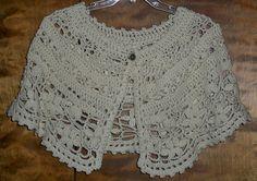 crochet shawl patterns free | Crocheted Poncho Patterns, Shawl Patterns, and Crocheted Jewelry
