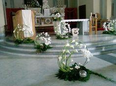addobbi chiese per matrimonio | Addobbi matrimonio chiesa - Fiorista - Addobbi…