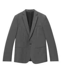 Christian Cool Wool Jacket - Tailoring - Man - Filippa K