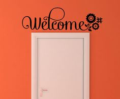 Welcome Wall Decor every family has a story to tell welcome to ours wall words wall
