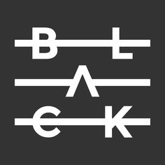 BLACK iOS Icon