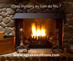 Le cozy mystery s'entend bien avec un bon feu de cheminée... Mystery, Home Decor, Decoration Home, Room Decor, Home Interior Design, Home Decoration, Interior Design
