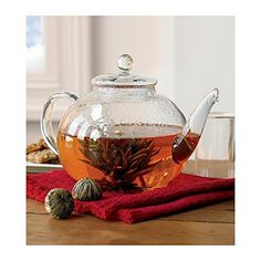 Glass Tea Pot 40oz capacity ** Check this awesome product by going to the link at the image.Note:It is affiliate link to Amazon.