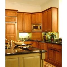 Traditional Style Cabinetry from Black Cove Cabinetry