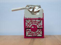 iQUiT cigarette case 3d printed iQUiT cigarette case