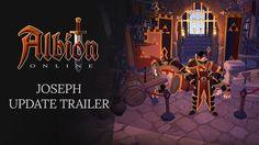 #MMORPG Albion Online | Joseph Update Trailer #gaming #MMO #albiononline #video #update #xplatform #crossplatform #multiplatform