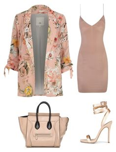 """""""Senza titolo #16"""" by jasminab51 ❤ liked on Polyvore featuring Agent Provocateur and River Island"""