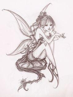 A beautiful sketch!
