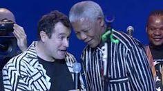 Music for Nelson Mandela. Johnny Clegg (With Nelson Mandela) - Asimbonanga - 1999 Fran Nelson Mandela, Live Music, My Music, Halliday, Journey, South Africa, West Africa, Music Videos, Heineken