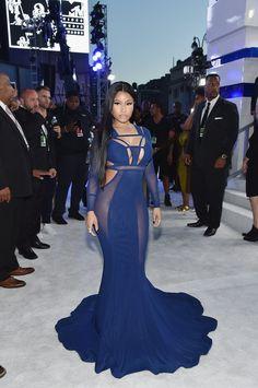 Nicki Minaj aux MTV VMAs 2016