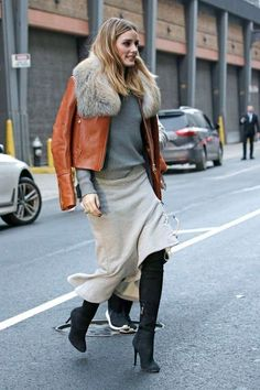Simple Winter Outfits You Can Try Right Now Olivia Palermo Outfit, Estilo Olivia Palermo, Olivia Palermo Lookbook, Olivia Palermo Style, Plaid Fashion, Tomboy Fashion, Look Fashion, Fashion Outfits, Cool Girl Style