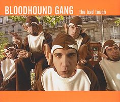 """Fave Five by Pixie Storm (Sept. song to dance to - """"The Bad Touch"""" by Bloodhound Gang The Bloodhound Gang, Bad Touch, New Doctor Who, Back In The 90s, Indiana State, People Of Interest, Discovery Channel, Alternative Music, 90s Kids"""