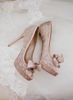 Tout pour mon mariage: Sélection Haute Couture: Les chaussures de mariée des grandes marques