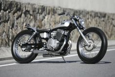 Honda Rebel ...cafe.