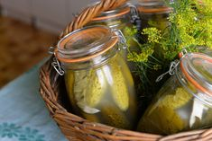 Fermented Foods, Pickles, Cucumber, Mason Jars, Canning, Home Canning, Mason Jar, Pickling, Cauliflower