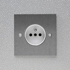 Stainless Steel European Socket