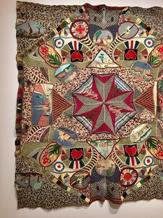 Making the Australian Quilt at the NGV   My Poppet Makes