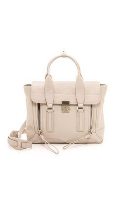 3.1 Phillip Lim Pashli in Feather    Nude handbag Phillip Lim Bag d30a8099051
