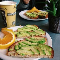 perfect breakfast...