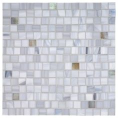 Tempo Squares Glass Mosaic Tile - contemporary - kitchen tile - other metro - by Waterworks