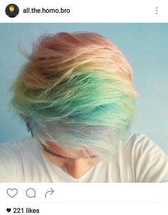 Pretty cool hair
