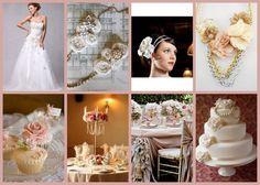 vintage wedding theme ideas 1930's