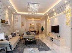 какие обои подойдут к белой мебели в гостинной - Поиск в Google