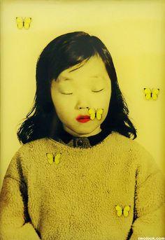Forty Nine People's Meditation, Ahn Chang Hong, 2004