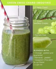 Give you health and beauty an extra boost of important vitamins and nutrients with these new, creative takes on green smoothies.